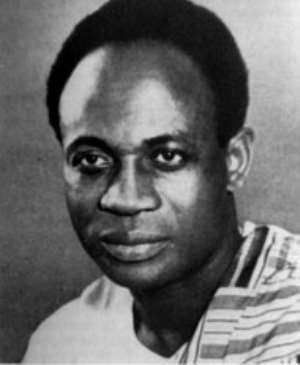 Paying Gratitude to the Nkrumah family for the selflessness contribution of the late President